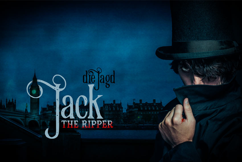 Jack the Ripper - Seid Ihr dem Killer auf der Spur?